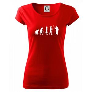 Evolúcia maliar izieb - Pure dámske tričko