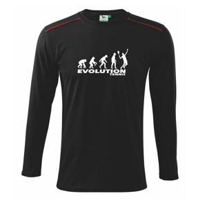 Evolúcia tenis chlapec - Tričko s dlhým rukávom Long Sleeve