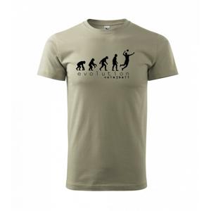 Evolucia volejball - Tričko Basic Extra veľké