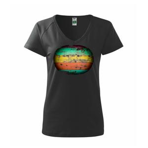Farebné drevo - Tričko dámske Dream