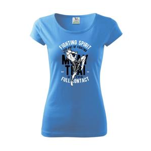 Fighting Spirit - Pure dámske tričko