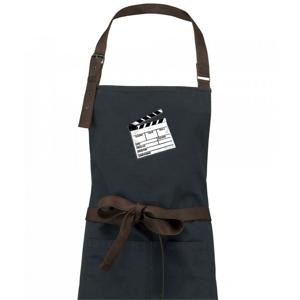 Filmová klapka - Zástera Vintage