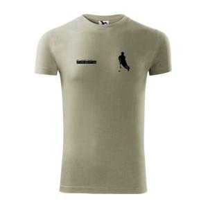 Floorball sport - Viper FIT pánske tričko