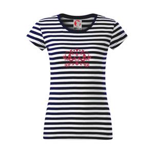 Folklór - dve sliepky - Sailor dámske tričko