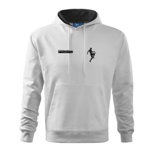 Football sport - Mikina s kapucňou hooded sweater
