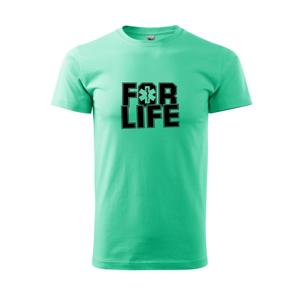 For Life - Heavy new - tričko pánske