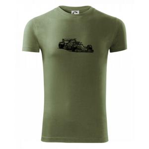 Formula v závode - Viper FIT pánske tričko