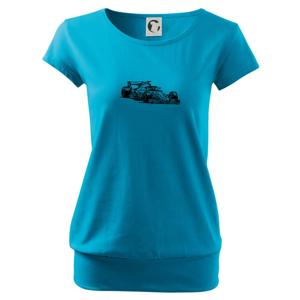 Formula v závode - Voľné tričko city