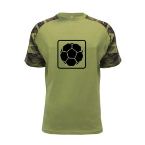 Fotbalová lopta emblem - Raglan Military