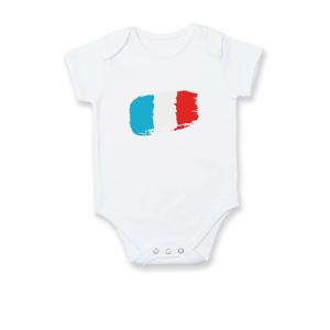 Francúzsko vlajka - Dojčenské body