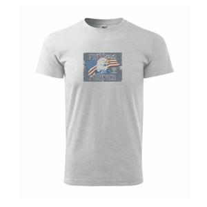 Freedom forever USA - Heavy new - tričko pánske