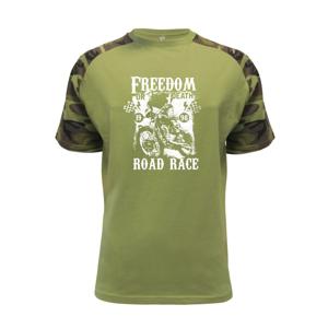 Freedom or Death - Raglan Military