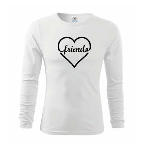 Friends (párové tričko) - Tričko detské Long Sleeve