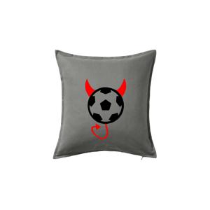 Futbal devil - Vankúš 50x50