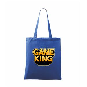 Game king - nápis veľký - Taška malá