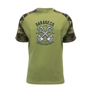 Garage Co - Raglan Military