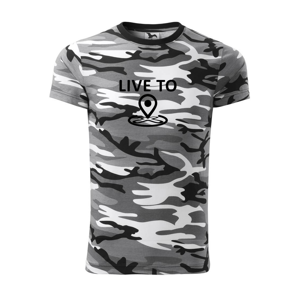 Geocaching live to - Army CAMOUFLAGE
