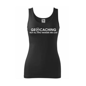 Geocaching lost - Tielko triumph