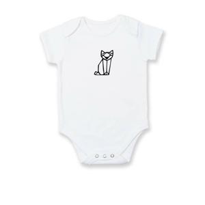 Geometria - líška - Dojčenské body