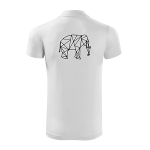"""Geometria - slon - Polokošeľa Victory """"športové"""""""