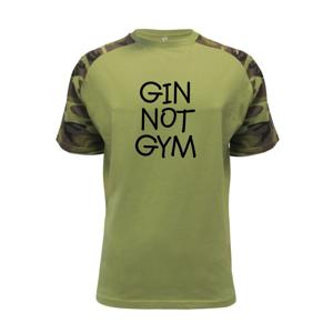 Gin not Gym - Raglan Military