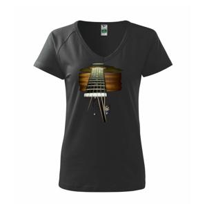 Gitara foto - Tričko dámske Dream