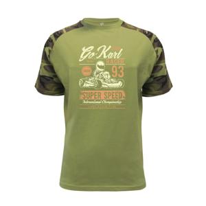 Go Kart Racer - Raglan Military