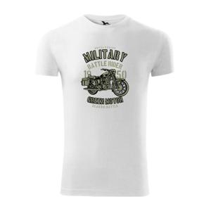 Green Military Ride - Viper FIT pánske tričko