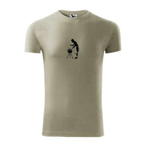 Grilovanie - Kuchár - Viper FIT pánske tričko