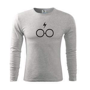 Harry - Okuliare - Tričko s dlhým rukávom FIT-T long sleeve