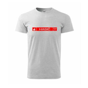 Hasiči predný znak - Heavy new - tričko pánske