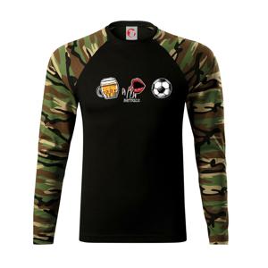 Hattrick futbal - Camouflage LS