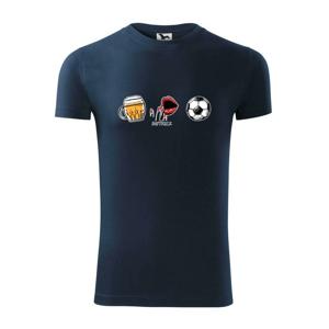Hattrick futbal - Viper FIT pánske tričko