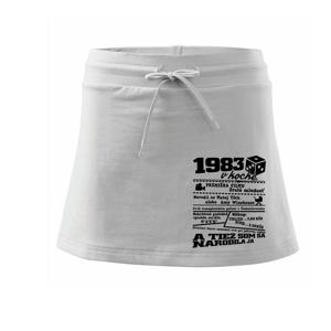 - Heavy new - triko pánské - Sportovní sukně - two in one