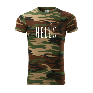 Hello - Army CAMOUFLAGE