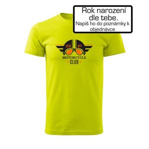 Helma established (Vlastný ročník) - Heavy new - tričko pánske