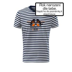 Helma established (Vlastný ročník) - Unisex tričko na vodu