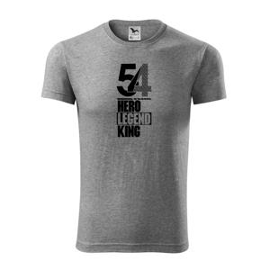 Hero, Legend, King x Queen 1954 - Viper FIT pánske tričko