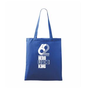 Hero, Legend, King x Queen 1962 - Taška malá