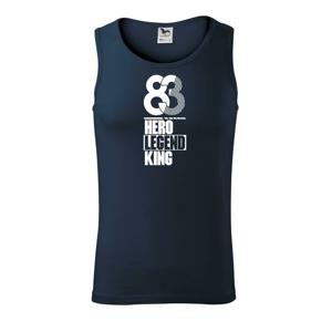 Hero, Legend, King x Queen 1983 - Tielko pánske Core