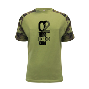 Hero, Legend, King x Queen 2002 - Raglan Military