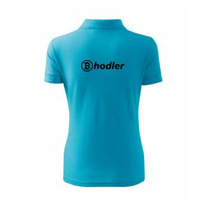 Hodler - Polokošeľa dámska Pique Polo
