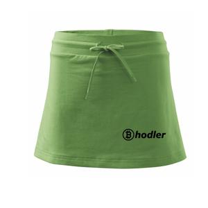 Hodler - Športová sukne - two in one