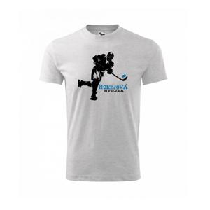 Hokejová hviezda - Tričko detské basic