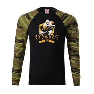 Hokejový boh - Camouflage LS