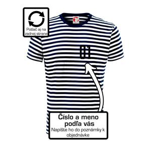 Hokejový dres - vlastné meno a číslo - Unisex tričko na vodu