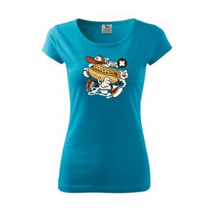 Hotdogátor - Pure dámske tričko