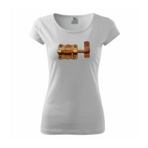 Hrdzavá petlica - Pure dámske tričko