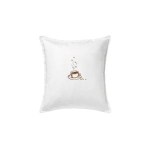 Hrnček plný čerstvej kávy - Vankúš 50x50