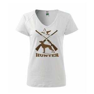 Hunter - stavač a kačice - Tričko dámske Dream
